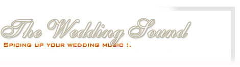 The Wedding Sound :.